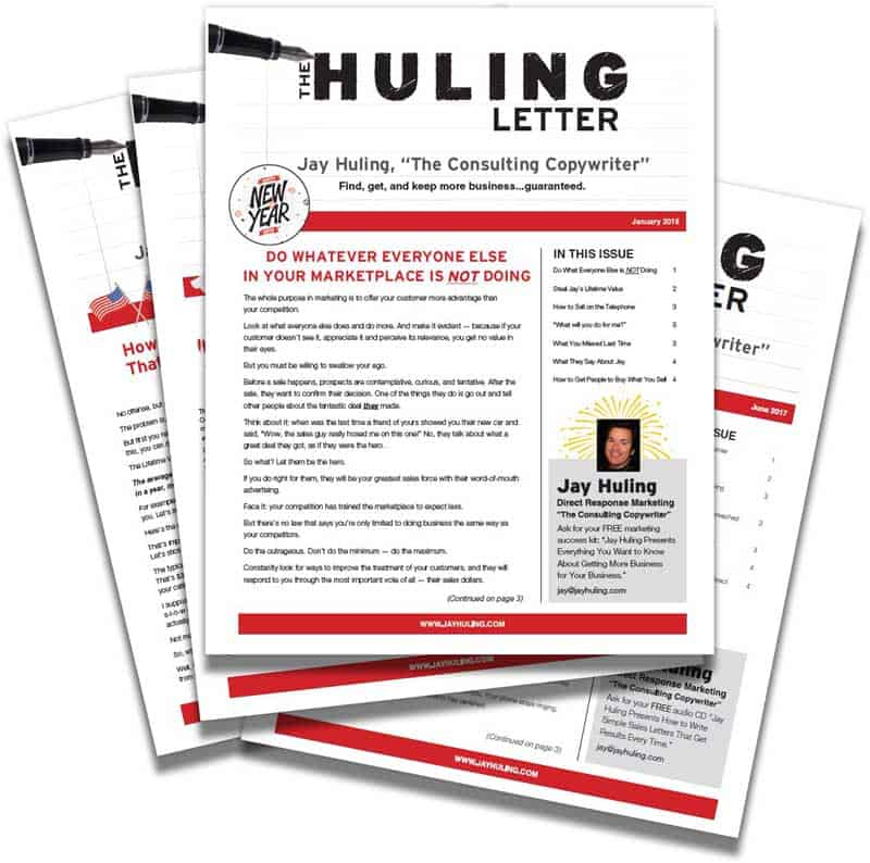 huling-newsletter